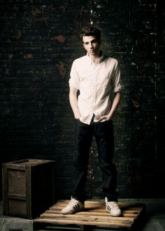 Jay Baruchel. I'm just going to move to Canada. This is the voice of Hiccup from How to Train Your Dragon.