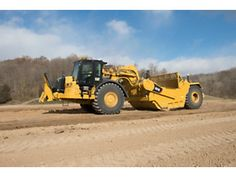 Cat | New Design for Cat 630K Series Wheel Tractor-Scrapers Includes Technology that Adds Productivity and Operator Convenience | Caterpillar