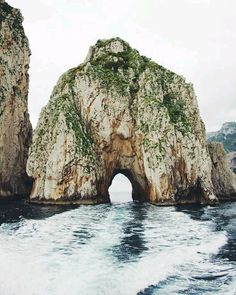Lovers Arch Capri Italy by deluxe_travel
