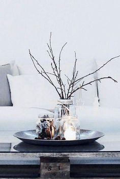 Entérate de cuáles son las tendencias en decoración de Navidad 2014. Hoy, tres tendencias muy rústicas y handmade, ¡no te las pierdas!