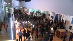 """Galeria Municipal inaugurou """"Them or US!"""""""