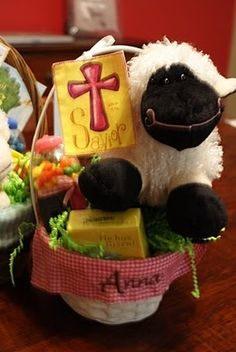 Fun ways to make Easter all about Jesus. I'm not anti-Santa or anti- Easter Bunny as this blogger states, but I do love her ideas for helping kids see what Easter is all about