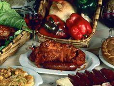 La #suculenta #gastronomía de #Castilla y #León resumida en 9 platos típicos #GastronomíaEspaña