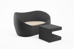 Loveseat Sofa, Outdoor Lounge, Small Spaces, Wicker, Love Seat, Relax, Things To Come, Cushions, Chair