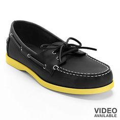 DOPE! SONOMA life and style Boat Shoes - Men