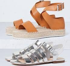 a4748ed9e9b Resultado de imagen para moda otoño invierno 2016 zapatos. DIAZ · sandalias  plataformas y flats