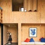 Fineerhout voor een warm contrast in het interieur