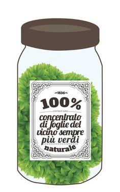 Concentrato di foglie del vicino sempre più verdi // Greener grass from the other side by concentratodi via it.dawanda.com