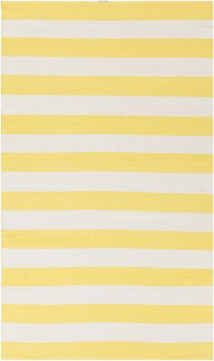 Surya NPT4004 Newport Yellow Rectangle Area Rug