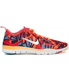 83f9e5a8395 Red Print Free 5.0 Tr Fit 4 Trainers