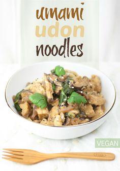 Umami Udon Noodles | Produce On Parade