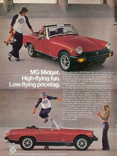 love this car_MG midget
