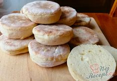 New Recipes, Healthy Recipes, Home Baking, Rolls Recipe, Food And Drink, Sweets, Bread, Meals, Cooking