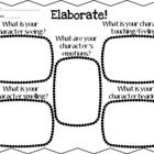 Get your writer's to stretch out their character's stories by using this awesome graphic organizer! Use sensory details and feelings to elaborate and create better narrative writing! Aligned with Common Core and based on Empowering Writers Grade 5 Writing Strategies, Writing Lessons, Writing Resources, Teaching Writing, Writing Activities, Writing Ideas, Writing Graphic Organizers, Creative Graphic Organizer, Empowering Writers