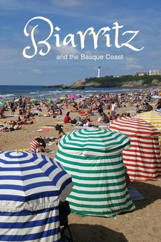 Discovering the Basque coast and the beautiful town of Biarritz in France