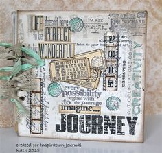 n2s : add some butterflies, birds or nests and flowers in here ♥ Journal 1