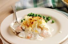 Philly Fish Pie -