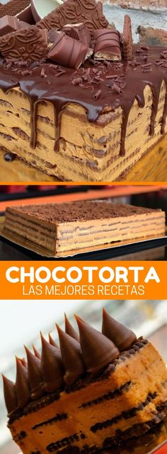 The richest recipes of CHOCOTORTA ARGENTINA A one way trip! If you try it, you can never pass it again cake pops cake cake desserts desserts dulces en vaso faciles gourmet navidad No Bake Desserts, Dessert Recipes, Oreo Desserts, Chocolates, Argentina Food, Around The World Food, Food Wishes, Rich Recipe, Famous Recipe