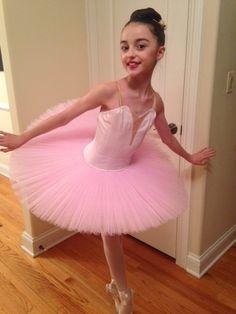 gorgeous little ballerina