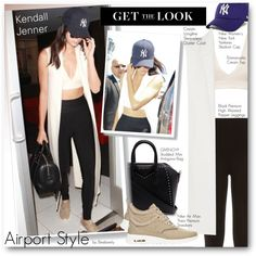 A fashion look from September 2015 featuring River Island leggings, NIKE sneakers and Givenchy shoulder bags. Browse and shop related looks.