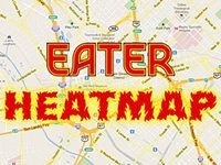 The Eater Dallas Heatmap: Where to Eat Right Now - Hot Hot Heat! - Eater Dallas