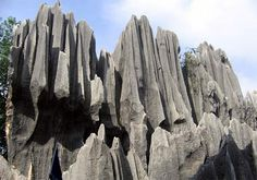I love unusual rock formations