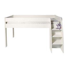 Merlin Mid Sleeper Bed - Frame