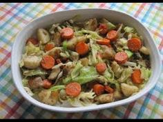 POTATO AND CARROT MEDLEY - Veg Recipes - Healthy Food (+playlist)