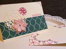 Geburtstagskarte - Stampin Up