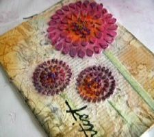 Donna Downey -- kit called Mixed Media 2 sample