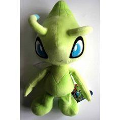 Pokemon 2010 Celebi Large 1:1 Size Plush Toy