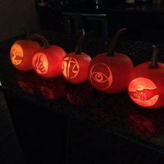 Divergent pumpkins!!!!