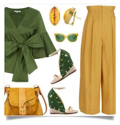 """Charlotte"" by tina-pieterse ❤ liked on Polyvore featuring Sonia Rykiel, Alexis, Chloé, Atelier Munsteiner and Tory Burch"