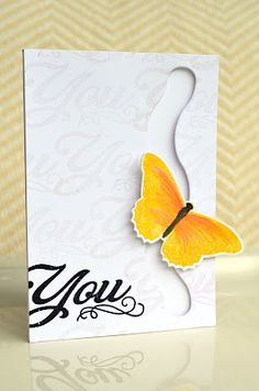 Slider card by Jessica Witty for Papertrey (February 2012).