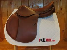 "One of my fave saddles! - Devoucoux Biarritz 18"" CC 2A Flaps New Saddle"