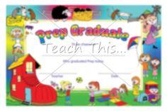 Prep Graduation Certificate
