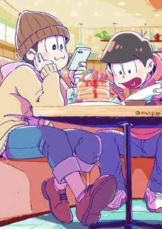 TOTTY and OSOMATSU