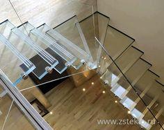 Zавод стекла - Лестницы и двери