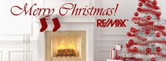 RE/MAX Holiday Season Facebook Headers