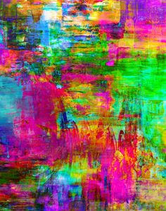 Post-Modern Rainbow poster by from collection. By buying 1 Displate, you plant 1 tree. Art Grunge, Acrylic Art, Painting Inspiration, Modern Art, Post Modern, Art Projects, Street Art, Abstract Art, Illustration