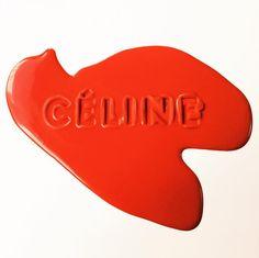 Celine custom wax seal