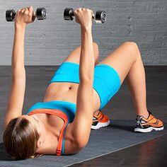 Metabolism Boosting Superset Workout via Fitness Magazine