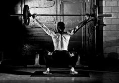 Crossfit is a great physical training or fitness program that combines body weight exercises, weightlifting workouts, aerobics and sprinting under a single roof. To know more visit here. Workout Pics, Workout Posters, Squat Workout, Weight Lifting Workouts, Easy Workouts, Weight Exercises, Weighted Squats, Join A Gym, Compound Exercises