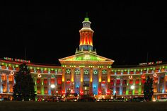 The Winter Christmas Holiday season brings some spectacular lighting ceremonies, events and long traditions to several communities throughout Colorado. Fro