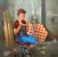 Vassilis Solidakis /Βασίλης Σολιδάκης, 1948 | Figurative Expressionist painter | Tutt'Art@ | Pittura * Scultura * Poesia * Musica |