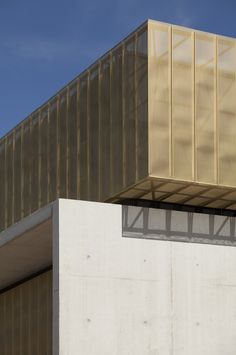 School, Educative & Cultural Center, Marjan Hessamfar & Joe Vérons Architectes (Pau, France)