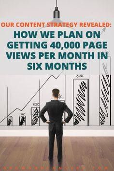 The Grow and Convert project is fantastic and absolutely worth reading. Learning about their content marketing strategy and blog growth plan has given me so many blog ideas. I hope they hit their goal of 40k page views per month in just six months. Their traffic reports are epic too.