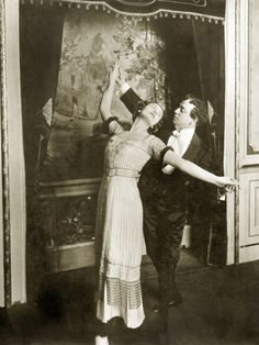 Performance of the Tango Argentino, 1911 Photographic Print at Art.com