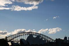 harbour bridge opera sydney