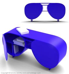 eyeglasses bookcase